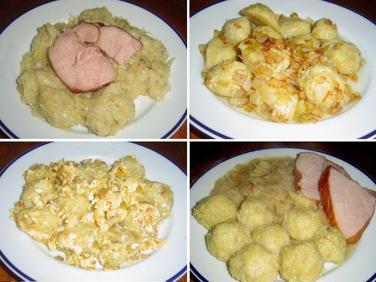 Chlupaté knedlíky, to je rodinné stříbro staré české kuchyně. K pečenému vepřovému boku či k uzenému masu a se zelím jsou možná oblíbenější, než houskové knedlíky či knedlíky bramborové. Protože chlupatý knedlík voní domovem.