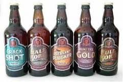 Hunters brewery Ipplepen Devon