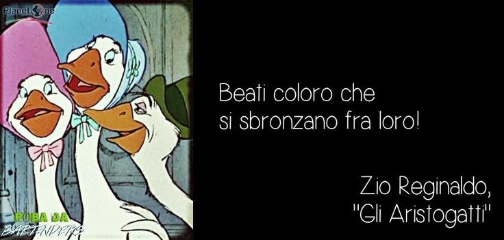 Zio Reginaldo  http://www.planetone.it/category/aforismi/