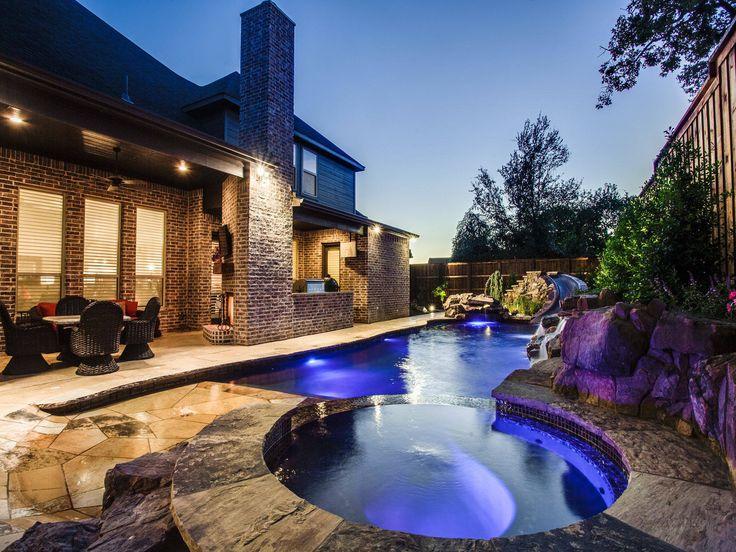 131 best Luxury Swimming Pools images on Pinterest | Luxury pools ...