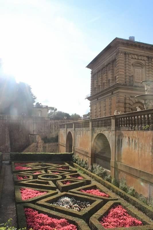Boboli Gardens, Florence, province of Florence Tuscany region Italy (Thx Elisabete)