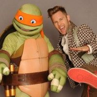Michelangelo Knows Best — An Interview with Greg Cipes