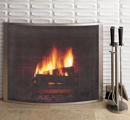 Q: I'm moving into a house with a wood burning fireplace and find myself in need a fireplace tool set. I'm having a hard time find one that is modern or Scandinavian modern for under like $1,000. Under a $150 would be more inline with my budget. Does anyone know where of any great looking sets out there? Thanks. Sent by Becky