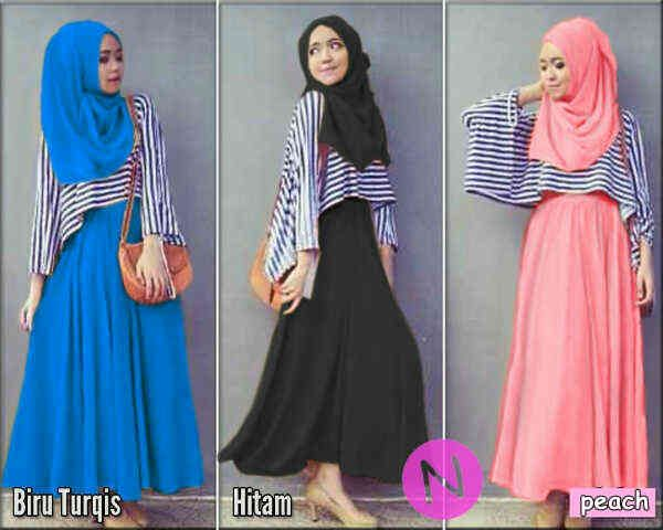 Style dress muslim remaja