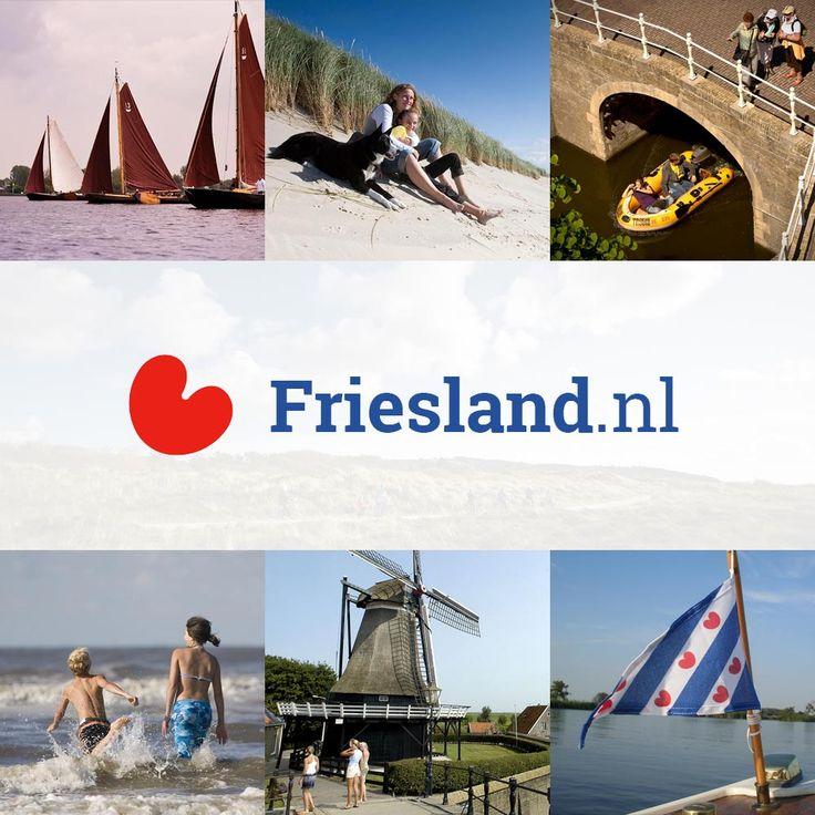 Kom jij genieten van Friesland? Ontdek de Friese Elf Steden, de Friese wateren, uitgestrekte natuurgebieden en de leuke steden en dorpen.