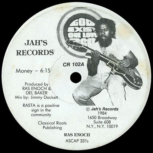 Ras Enoch - Money