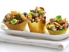 Pot o' Gold chex mix - delicious! :)