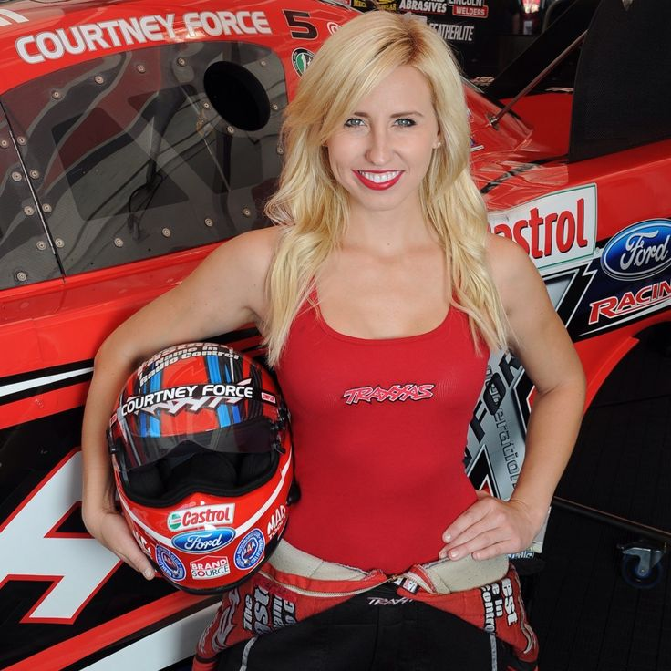 Courtney Force Daughter Of John Force courtney force