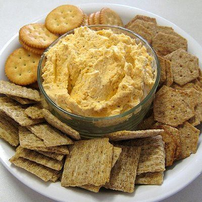 Three Cheese Spread