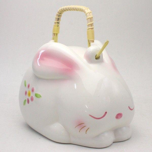 bunny teapot kitchen