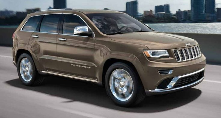 Great  Chrysler Jeep Grand Cherokee 2016