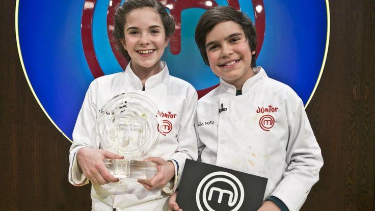 Parabéns aos dois pequenos (GRANDES) finalistas do #MCJunior! #Supermercado