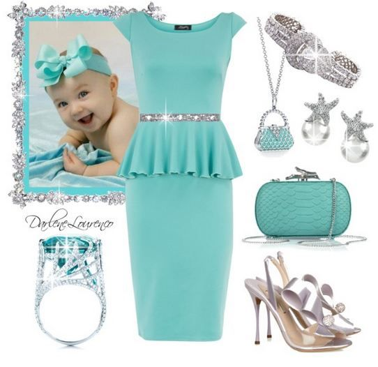 What to wear for the christening: options for mother and child | Fashion