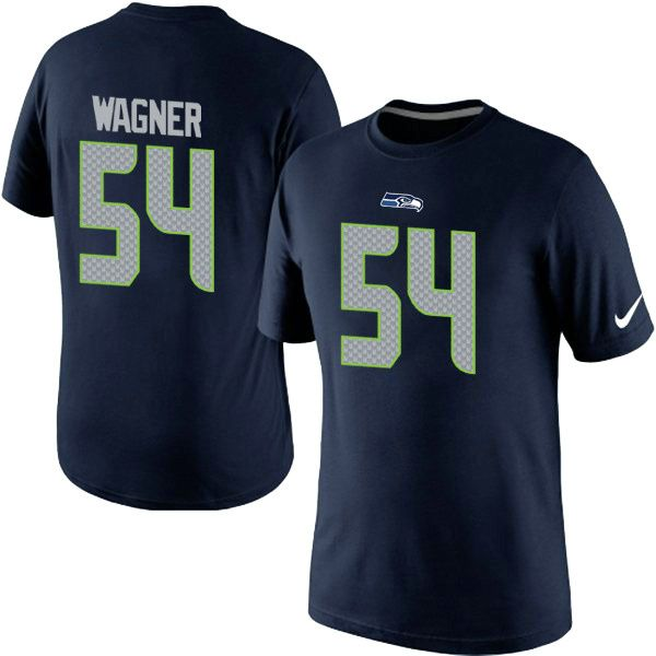 ... Sideline Legend Staff Performance T- Shirt. Sale 26.24 Mens Seattle  Seahawks Wagner Nike College Navy Super Bowl XLIX Player Pride Name Number  TShirt22 ... 1e5062595