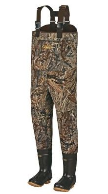 $119.99 Best Waterfowl Hunting Waders for Women  http://seasonedbytheriver.wordpress.com/2012/01/13/womens-duck-hunting-gear/