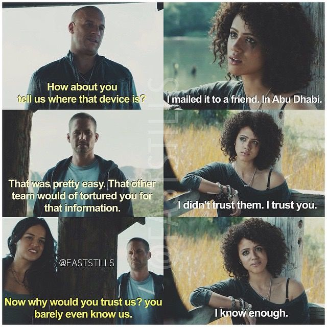 I love that scene !