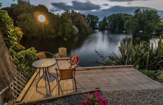 Tall Poppy Real Estate - Paraparaumu - your own private jetty