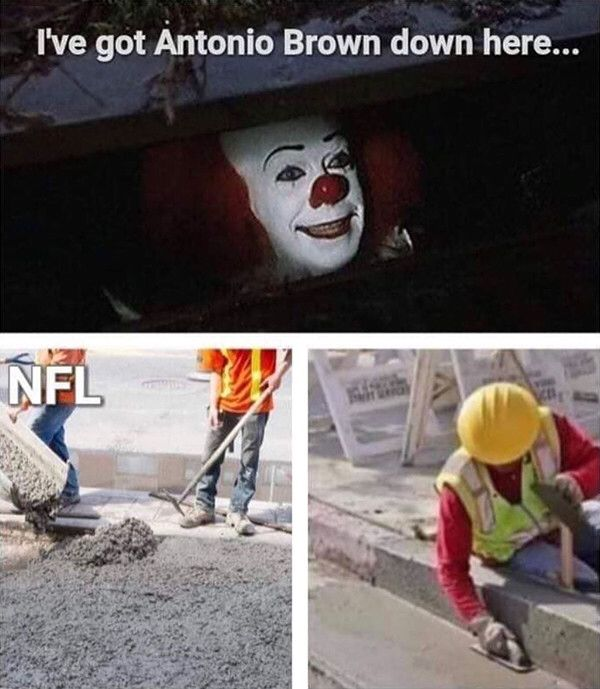 Leather Bound Memes From Week 4 In The Nfl 40 Photos Nfl Funny Nfl Memes Funny Funny Football Memes
