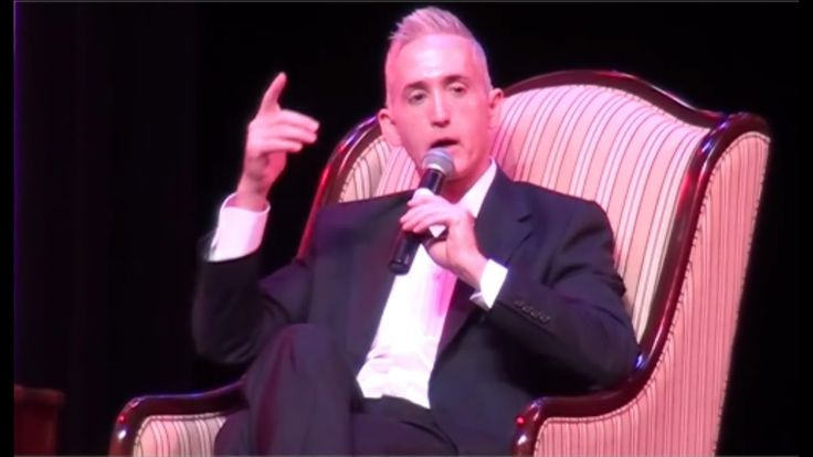 Trey Gowdy's Thoughts On Becoming Attorney General I HAVE THE UTMOST RESPECT AND LOVE FOR THIS MAN !!!!!!!!