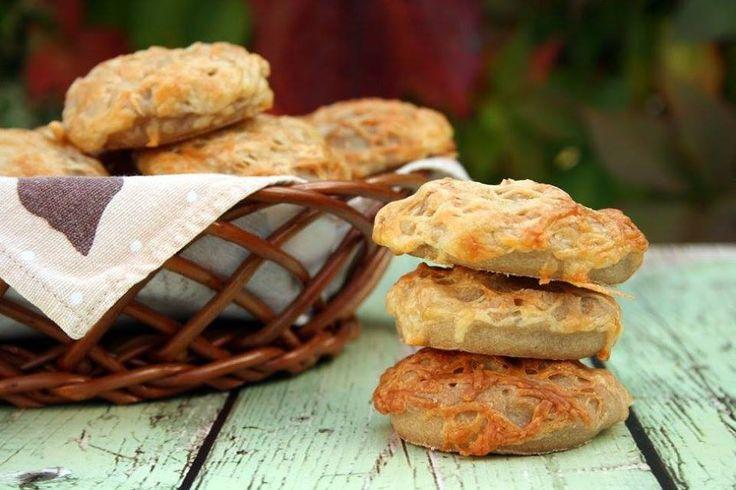 Vegán sajtos pogácsa 16db - FINOM