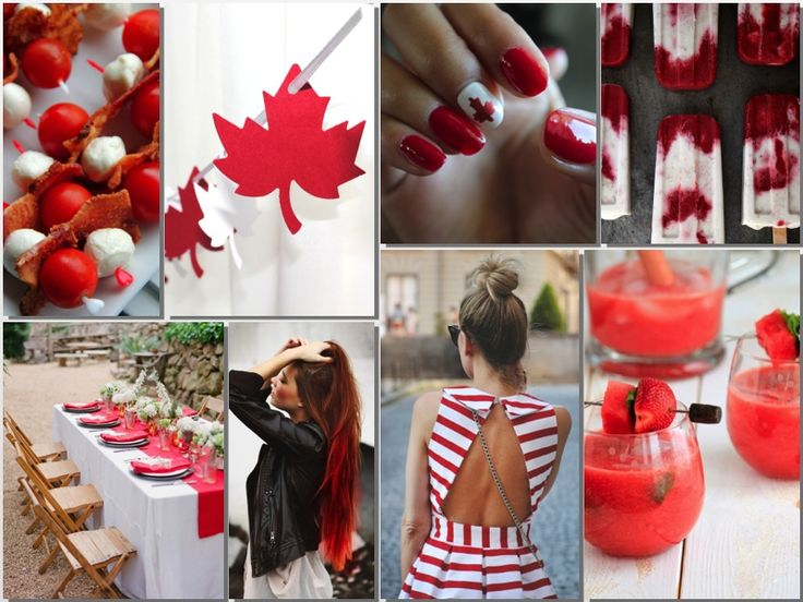 Happy Birthday, Canada! We're ready to sport red and white this weekend in celebration of your special day. Creating a C-Day party theme is super simple – a few berry frozen cocktails and treats, BLT sticks (obviously!) and maple leaf accents will have you covered. And for the party attire,... Read More →
