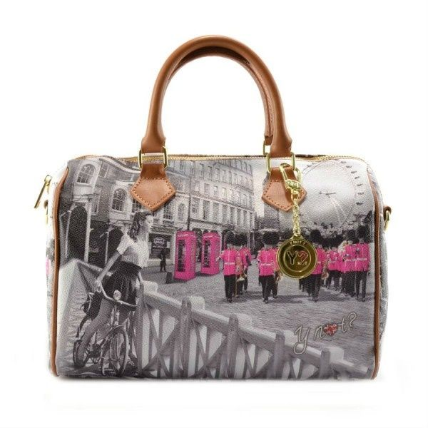 Borsa donna Y NOT bauletto Londra D 318 Special Price