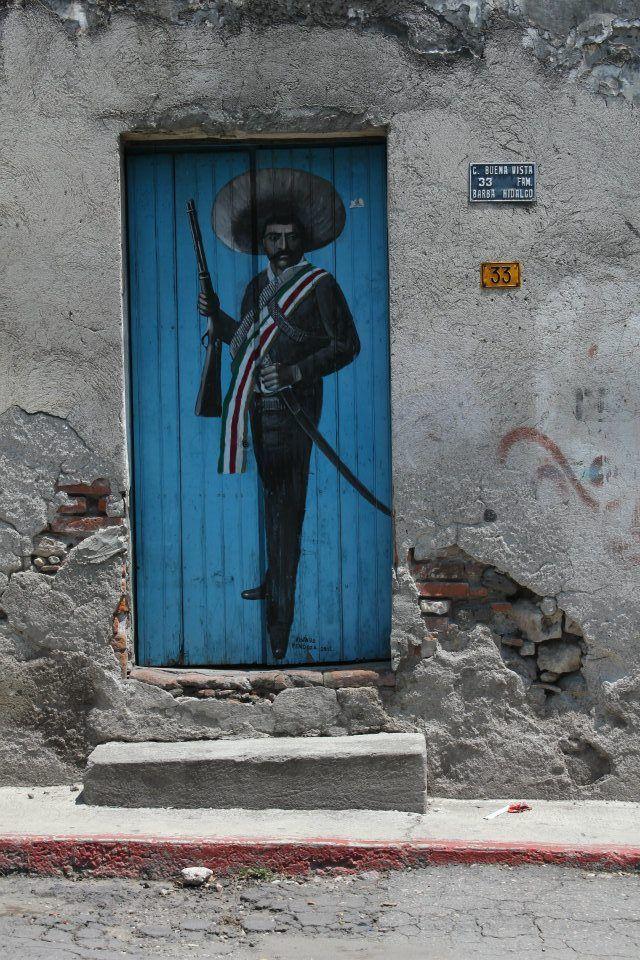 ✢ STYLE ✢ Viva Mexico   Puerta Poncho Villa