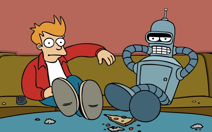 Futurama – the future of Simpsons-like sitcoms