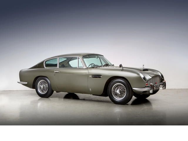 Charming Exceptionnel 1968 Aston Martin DB6 Vantage Sports
