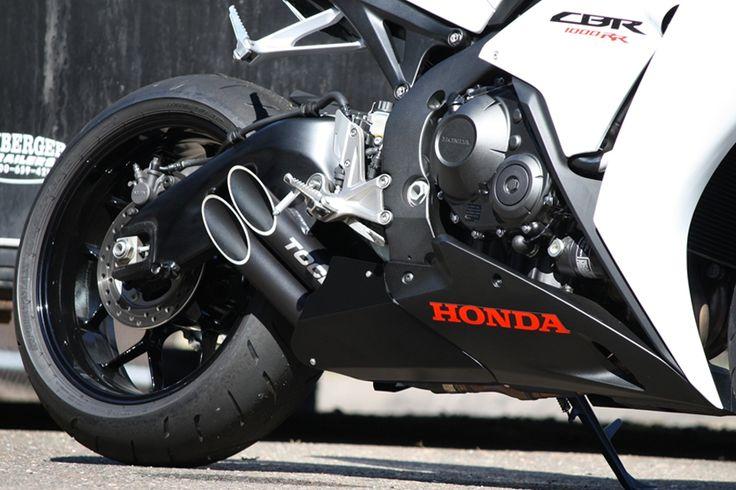 Toce Performance - Toce Performance 2012-2016 Honda CBR1000RR T-Slash Exhaust, $618.00 (http://www.toceperformance.com/toce-performance-2012-2016-honda-cbr1000rr-t-slash-exhaust/)