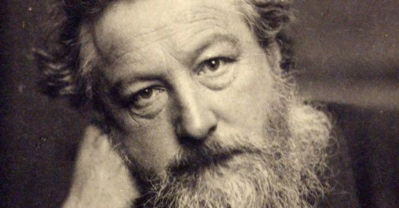William Morris Biography - http://www.famousgraphicdesigners.org/william-morris