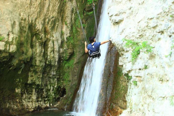 Parco delle cascate di Molina -MOLINA