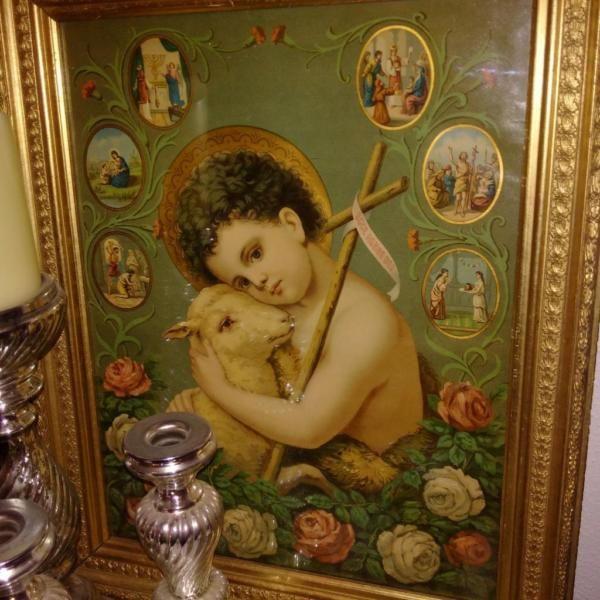 Antik Heiligenbilder mit versch. Motiven byROSALIEseit2011' Shabby Vintage Antik…