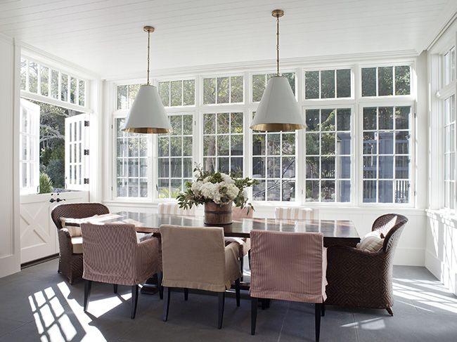 Dutch door and windows - via Wendy Posard & Assoc