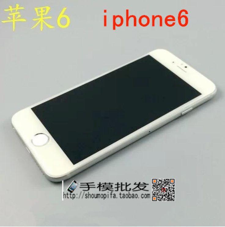 Nase voll von iPhone 6 Gerüchten? - http://apfeleimer.de/2014/05/nase-voll-von-iphone-6-geruechten -                 Die Lösung für alle, die nach den unzähligeniPhone 6 Gerüchten, Mockups und neuerdings auch iPhone 6 Dummysendgültig die Nase von fragwürdigen Leaks und Videos die Nase voll haben. Die chinesische Seite Taobao bietet verschiedene iPhone 6 Mockups und Dummys an die mit entspre...