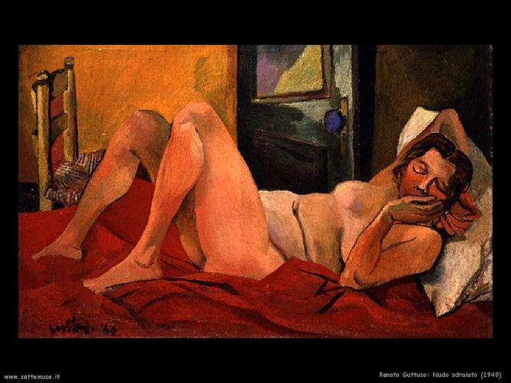 Renato Guttuso. 1940 ●彡