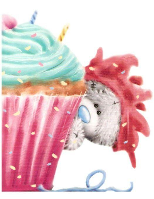 ♥ Tatty Teddy ♥ Pssssst, Happy Birthday... ♥