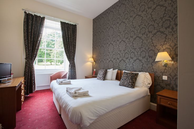 Accommodation at Wortley Hall, South Yorkshire