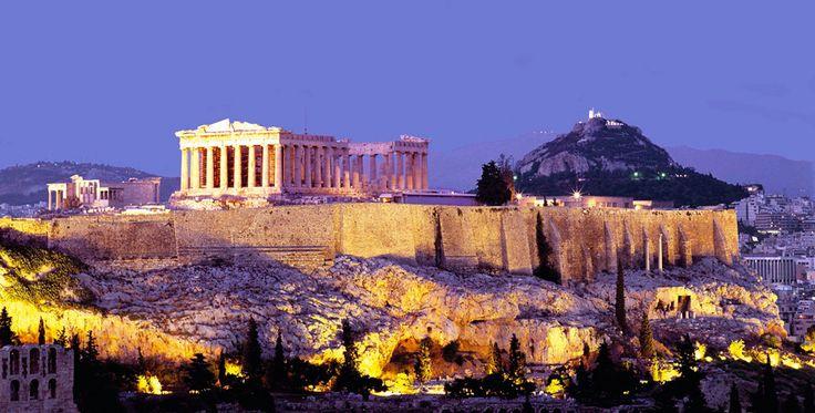 Grèce, terre de l'Odyssée