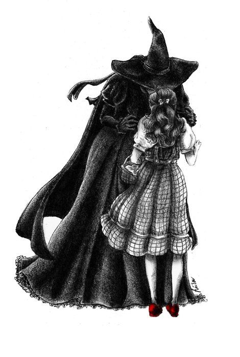 wicked witch: Bad Witch, Red Shoes, Disney Princesses, Wicked Wizards, Wicked Witch, Prince Zair, Wizards Of Oz, Dorothy Gale, Things Oz
