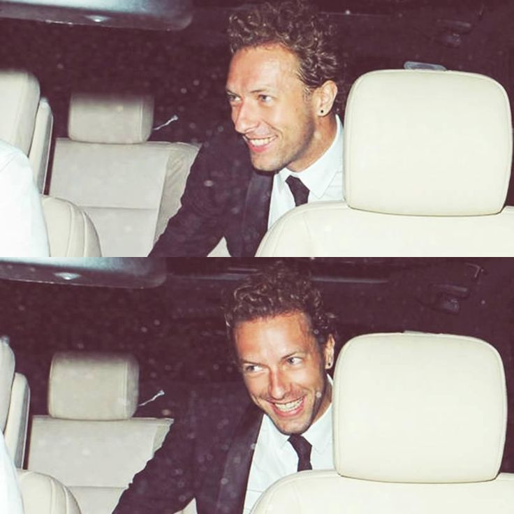 if smiles could kill!  I mean, how beautiful is this man!?!