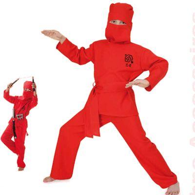 Jongens verkleedkleding bestellen bij warenhuis Bellatio. Rood Ninja kostuum voor kinderen, nu voor � 34.95, levering in 24 uur. Jongens verkleedkleding,