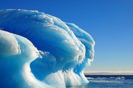Amazing frozen #wave