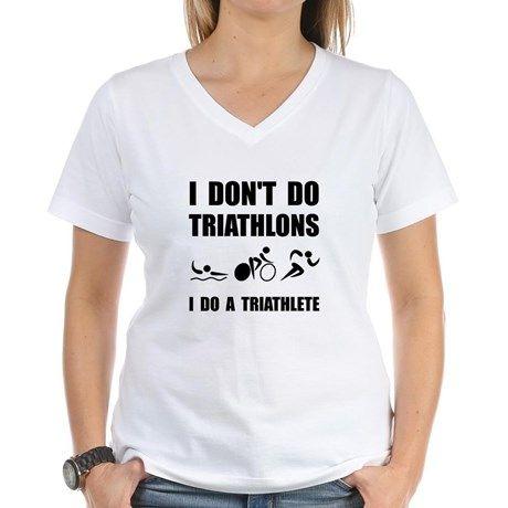 Do A Triathlete T-Shirt