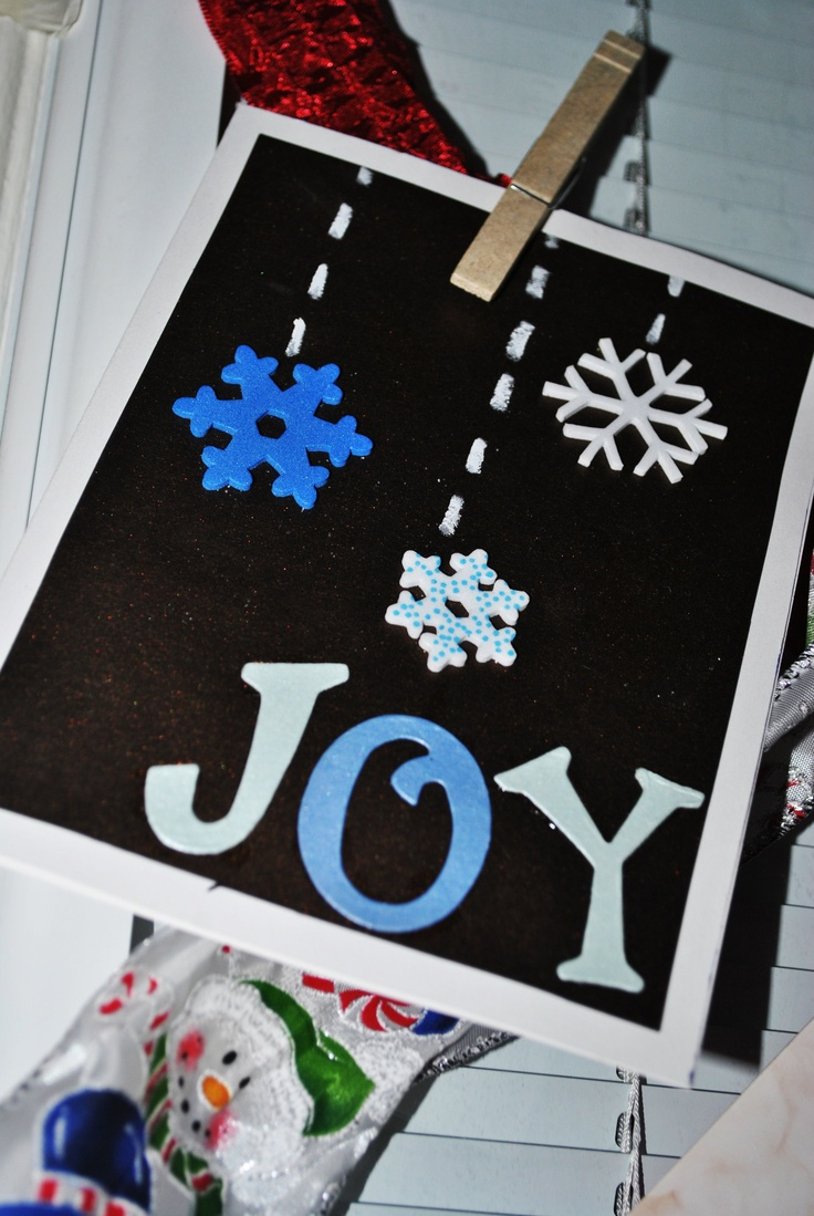 47 Best Diy Christmas Cards Images On Pinterest Christmas Cards