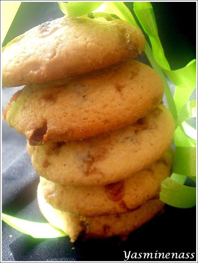 Salam alyakoum/bonjour, Aujourd'hui c'est cookies party, rien de plus facile a préparer et agréable a manger à toute heure de la journée, on en veut et on en redemande tellement ils sont a croquer... De bons et délicieux cookies maison très gourmands...