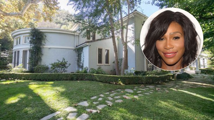 Serena Williams lists her Bel Air mansion — There's no tennis court (much to our surprise), but there's an incredible gym in the house Serena Williams has owned since 2006. -- see inside her home gym!