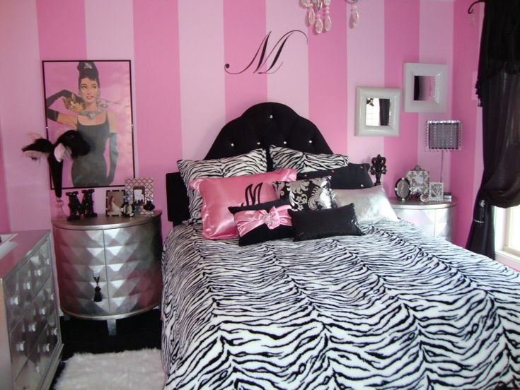 30 Dream Interior Design Teenage Girl Bedroom Ideas Part 41