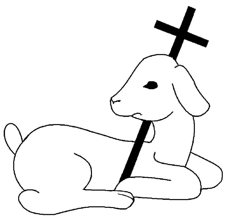 Christian Symbols | Judaism believed the lamb was anoffering. Christians think of Jesus as ...