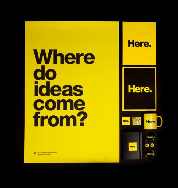 Where do ideas come from